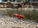 Dumaresq River kayaking
