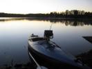 Winter Sunrise Lake MacDonald