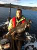 13 Pound Salmon