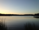 Ewen Maddock Dam Sunset