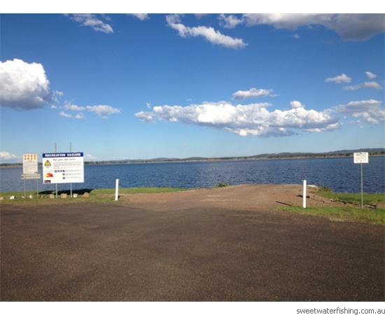 Coolmunda Dam / Lake Coolmunda  Inglewood  Qld  Sweetwater