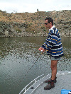 Fishing the Quarry
