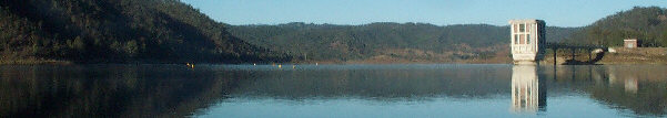 Cressbrook Dam  Esk / Crows Nest  Qld  Sweetwater Fishing