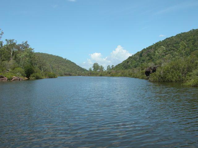 Qld Paradise Dam - B...
