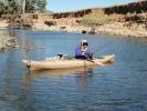 Dumaresq River kayak fishing