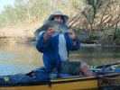 Denis' 55cm river bass