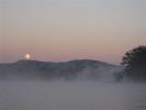 Ewen Maddock Winter Moonset